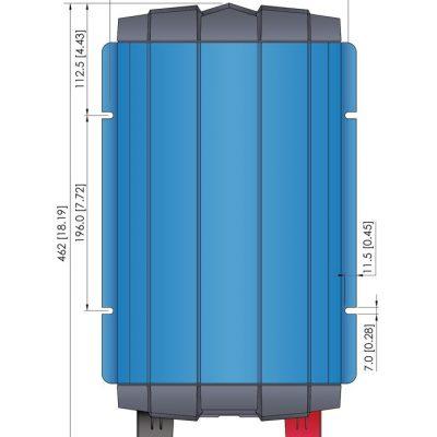CGP Series 4 KW Pure Sinewave COTS Inverters
