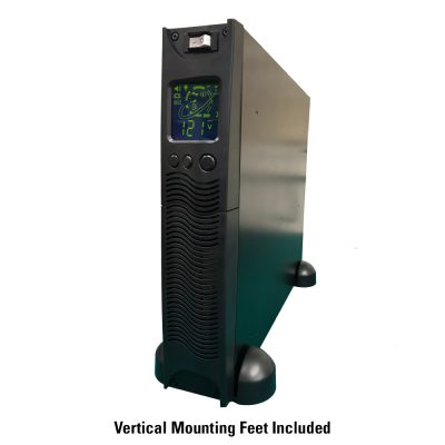 AET Series 1.5 - 3.2 KVA Single Phase Output True Online COTS UPS