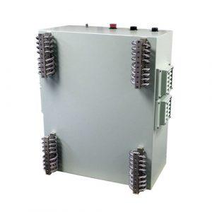 Galaxy Lightweight Series 270 VDC Nominal Pure Sine Wave Bulkhead Mount DC-AC Inverters