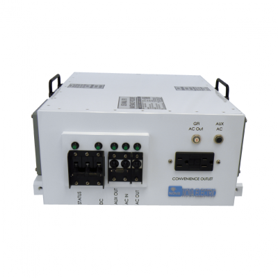 NGLBC-Series Rugged Integrated DC-AC Inverter / Battery Charger