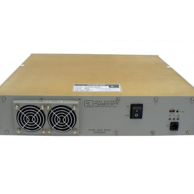 RCGP2K Series - 12, 24, and 48 VDC 2 KW Rack Mount Pure Sine Wave Inverters