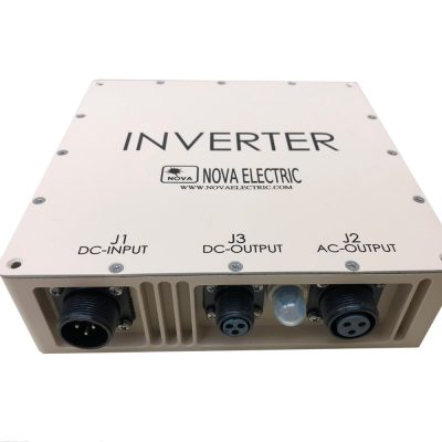 NGL130W-Series Rugged Pure Sinewave DC-AC/DC Inverter