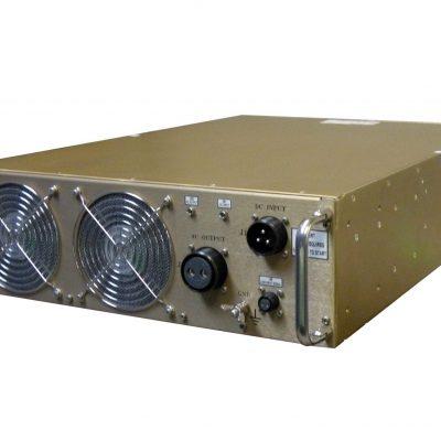 Galaxy Lightweight Series 270 VDC Nominal Pure Sine Wave Rack Mount DC-AC Inverters