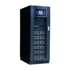 NERM Series 6-400 KVA Three Phase Output True Online Modular / Redundant COTS UPS
