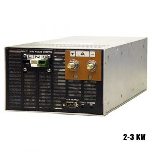 NGL Series 72 VDC Nominal Input Pure Sine Wave DC-AC Inverters