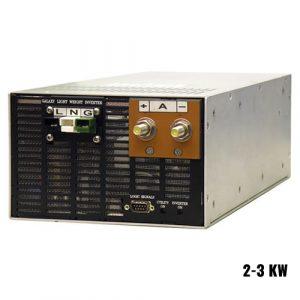 NGL Series 270 VDC Nominal Input Pure Sine Wave DC-AC Inverters