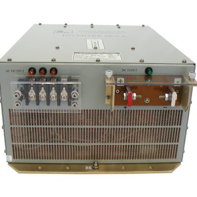 NGLM Series RTCA/DO-160 Compliant Three-Phase Output Pure Sine Wave DC-AC Inverters
