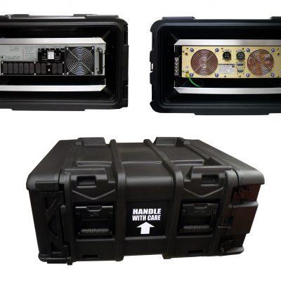 Navy Galaxy Series 1.5-2.5 KVA Rugged True Online UPS