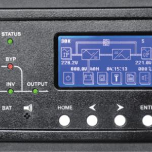 NC11 Series 10 - 30 KVA True Online COTS UPS