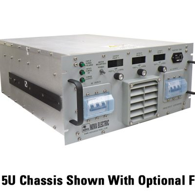NGFCPFCRK Series 375 VA - 10.5 KVA Rack Mount Solid-State Three Phase Frequency Converters
